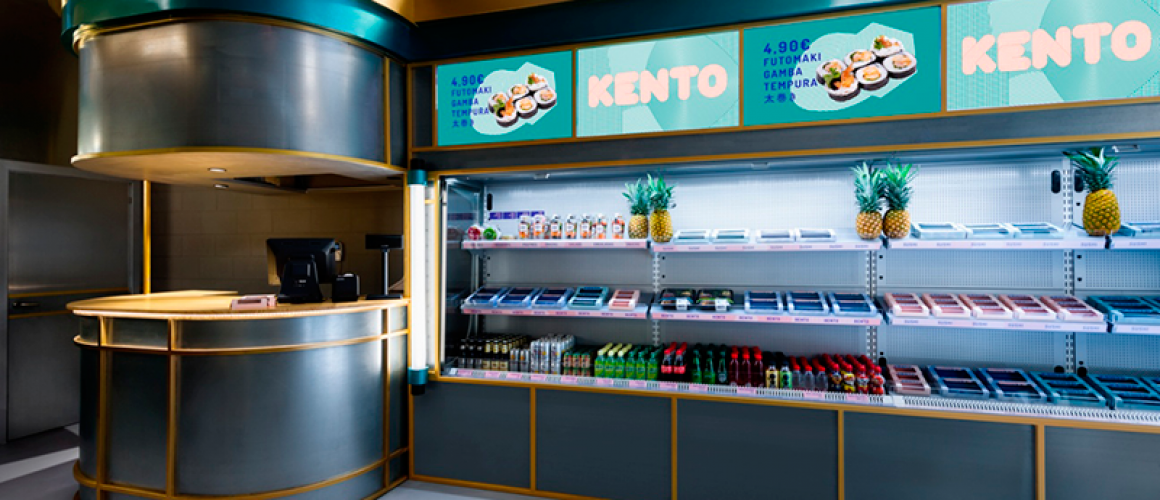 Restaurantes Take Away KENTO
