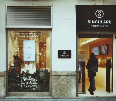 Startup Valenciana SINGULARU